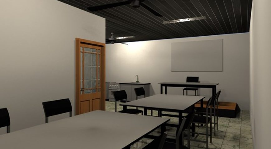Proposed Project: Food & Nutrition Laboratory