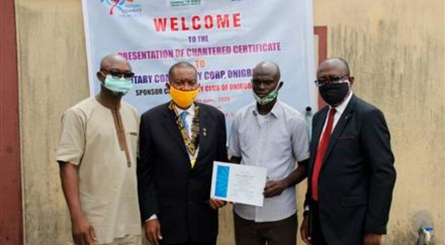 Rotary Community Corp-Onigbongbo